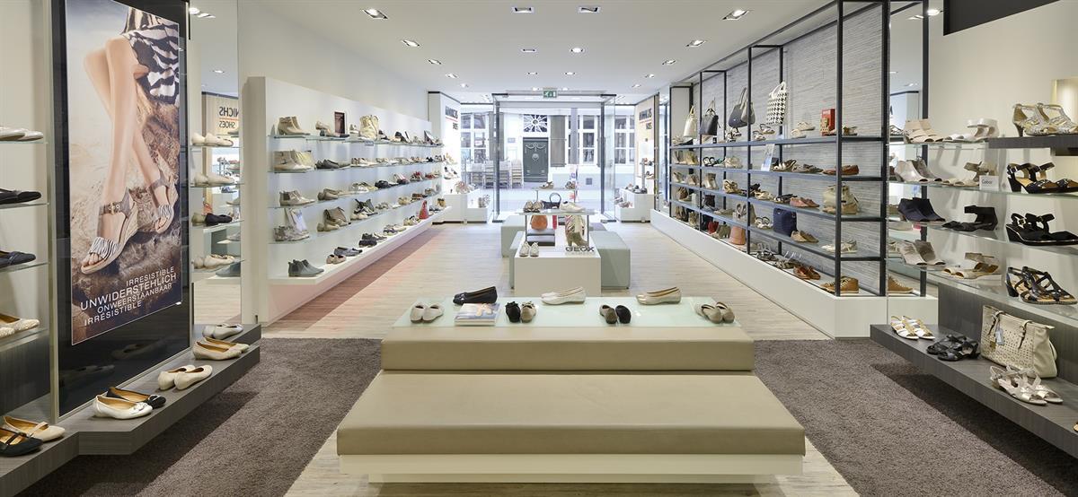 Shop-in-shop Gabor Shoes Weert